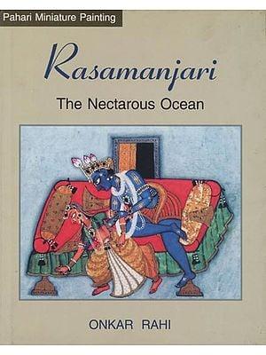 Rasamanjari The Nectarous Ocean (Pahari Miniature Painting)