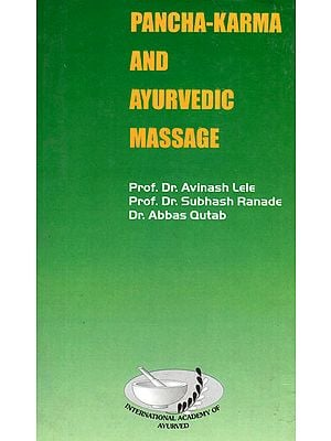 Pancha-Karma and Ayurvedic Massage (An Old and Rare Book)