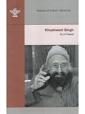 Khushwant Singh ( Makers of Indian Literature )