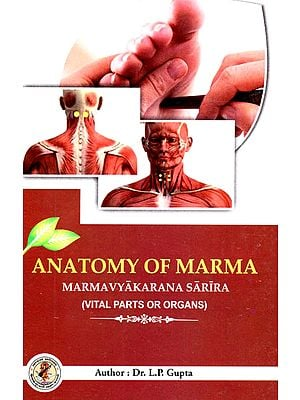 Anatomy of Marma- Marmavyakarana Sarira (Vital Parts or Organs)