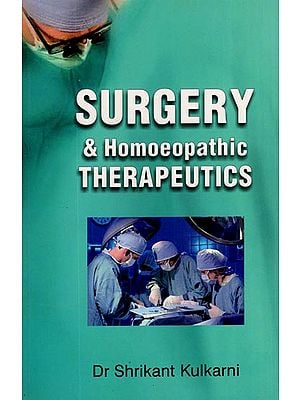 Surgery and Homoeopathic Therapeutics
