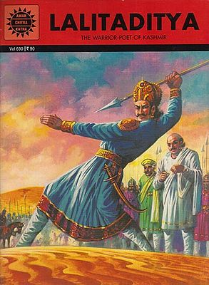 Lalitaditya - The Warrior-Poet of Kashmir (Comic)