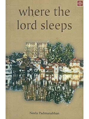 Where the Lord Sleeps (Novel)