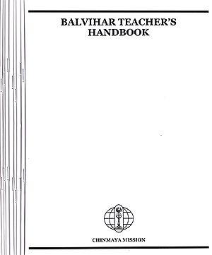 Balvihar Teacher's Handbook (Set of 10 Volumes)