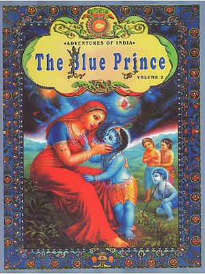 Adventures of India : The Blue Prince (Volume 2)