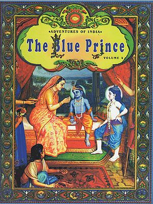 Adventures of India : The Blue Prince (Volume 4)