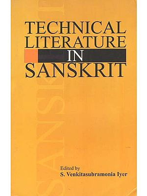 Technical Literature in Sanskrit