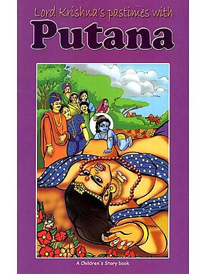 Lord Krishna's Pastimes with Putana