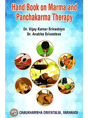 Hand Book on Marma and Panchakarma Therapy