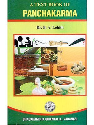 A Text Book of Panchakarma