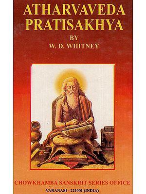 Atharva Veda Pratisakhya