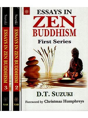 Essays in Zen Buddhism (Set of 3 Series)