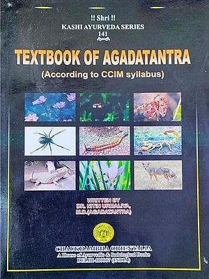 Text Book of Agada Tantra