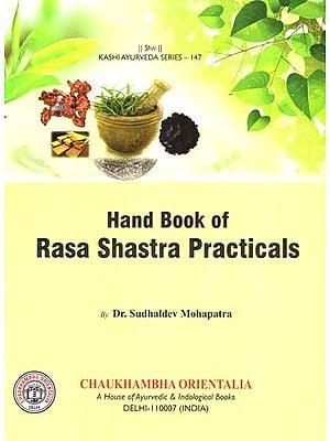 Hand Book of Rasa Shastra Practicals