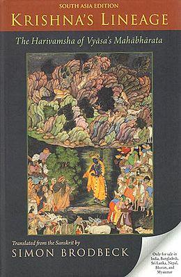 Krishna's Lineage (The Harivamsha of Vyasa's Mahabharata)
