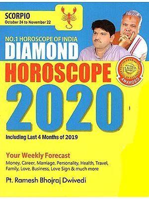 Horoscope 2020 - Scorpio (Oct 24 - Nov 22)