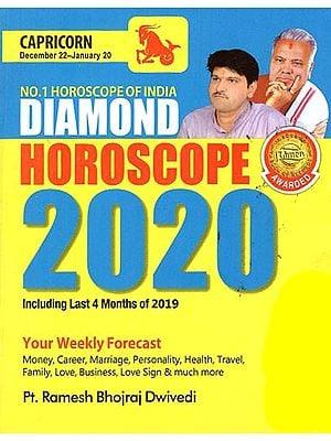 Horoscope 2020 - Capricorn (Dec 22 - Jan 20)