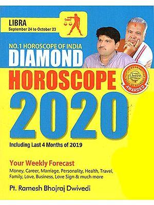 Horoscope 2020 - Libra (September 24 - October 23)