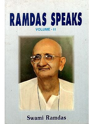 Ramdas Speaks (Volume - 2)