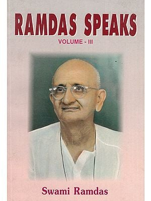 Ramdas Speaks (Volume - 3)