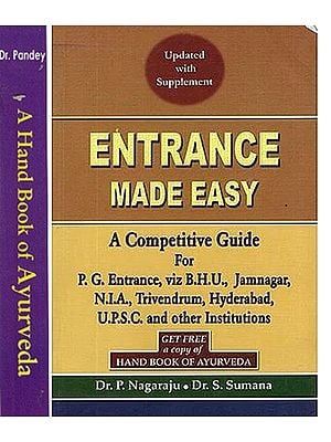 Entrance Made Easy (A Competitive Guide for PG Entrance in Various Institutions)