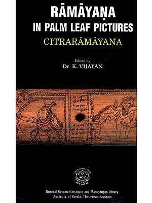 Ramayana in Palm Leaf Picture