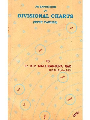 An Exposition of Divisional Charts: With Tables (An Old and Rare Book)