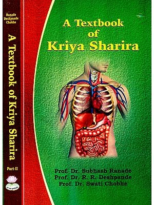 A Textbook of Kriya Sharira Vijnan (Set of 2 Volumes)