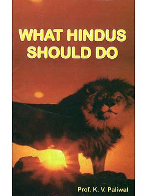 What Hindus Should Do