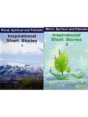 Inspirational Short Stories- Moral, Spiritual and Patriotic (Set of 2 Volumes)