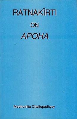 Ratnakirti on Apoha