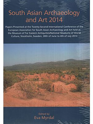 South Asian Archaeology and Art 2014