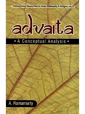Advaita: A Conceptual Analysis