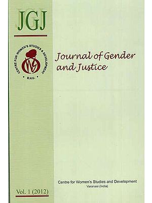 Journal of Gender and Justice (Volume-1)