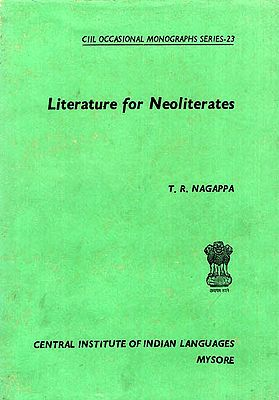 Literature for Neoliterates (An Old Book)