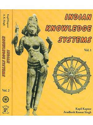 Indian Knowledge Systems (Set of 2 Volumes)