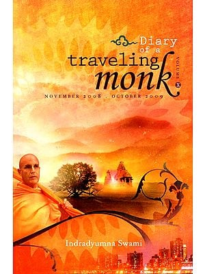 Diary of a Traveling Monk (Volume X)