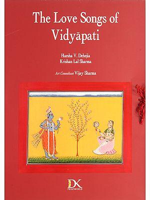 The Love Songs of Vidyapati