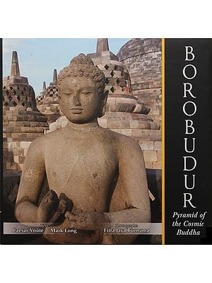 Borobudur-Pyramid of the Cosmic Buddha