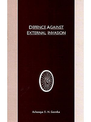 Defence Against External Invasion