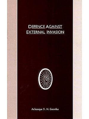 Defence Against External Invasion