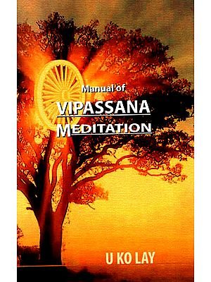 Manual of Vipassana Meditation