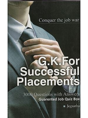 G. K. For Successful Placements - 3000 Questions with Answers Guarented Job Quiz Box