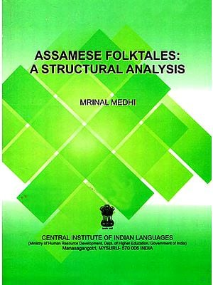 Assamese Folktales: A Structural Analysis