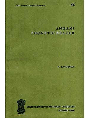 Angami Phonetic Reader (An Old and Rare Book)