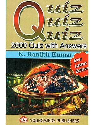 Quiz Quiz Quiz- 2000 Quiz with Answers