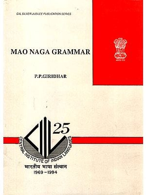 Mao Naga Grammar