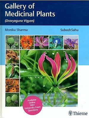Gallery of Medicinal Plants (Dravyaguna Vigyan)