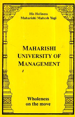 Maharishi University of Management (Wholeness on the Move)
