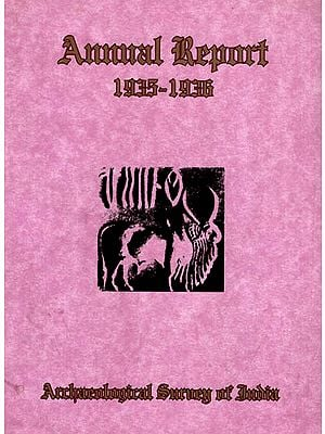 Annual Report of Archaeological Survey of India (1935-36)
